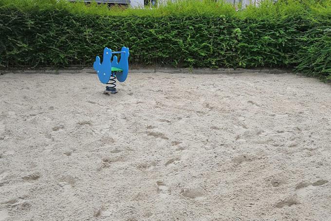 Vorher-Nachher Vergleich: Sand- und Kiesreinigung Nachher
